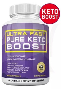 Ultra Fast Keto Boost 1