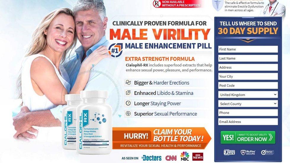 Cialophil Male Enhancement 2